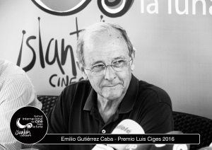 EMILIO GUTIÉRREZ CABA - PREMIO LUIS CIGES 2016