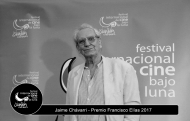 Jaime Chávarri - Premio Francisco Elías 2017